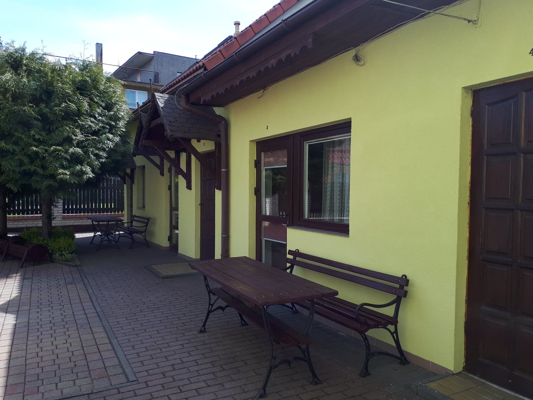 studio 1 - wejście