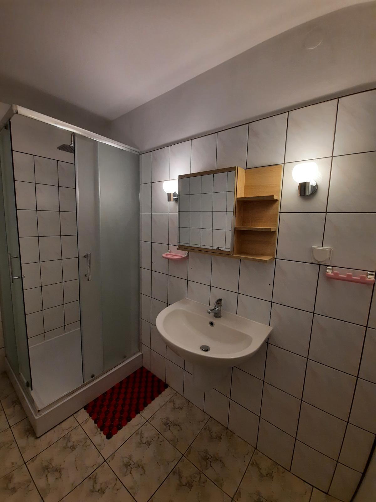 studio 1 - łazienka