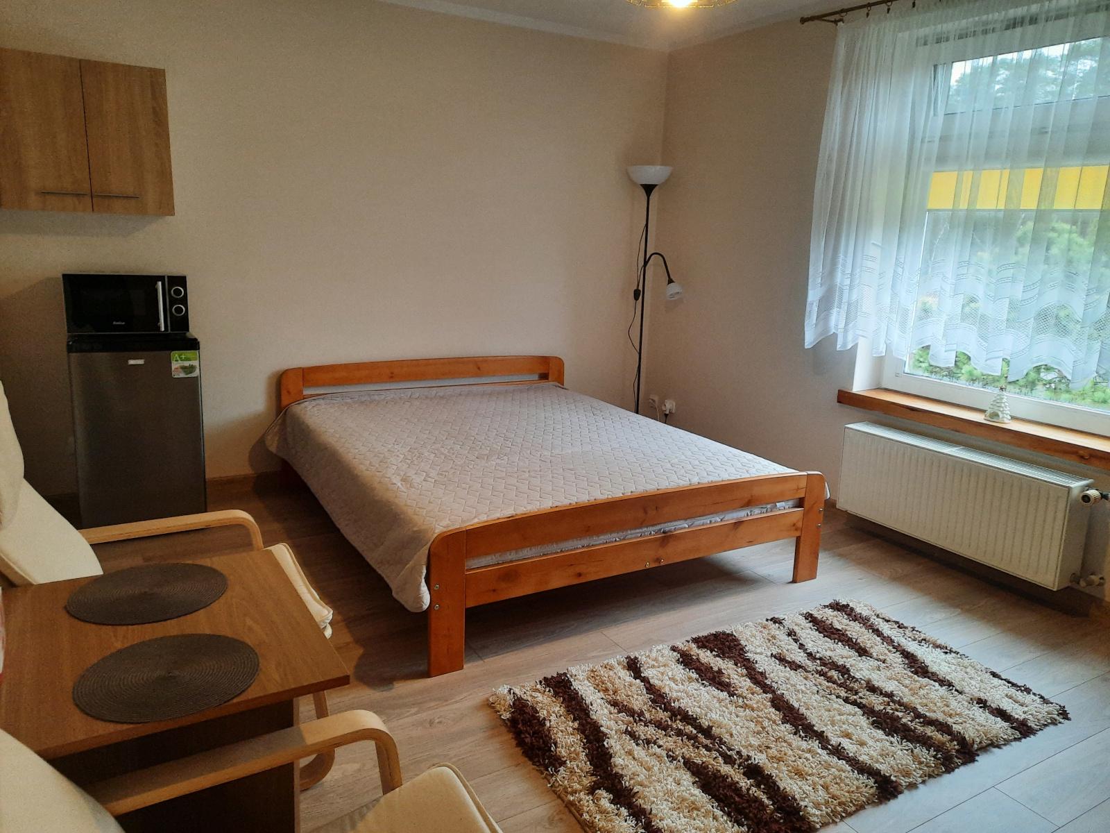 Pokój 8  - sypialnia