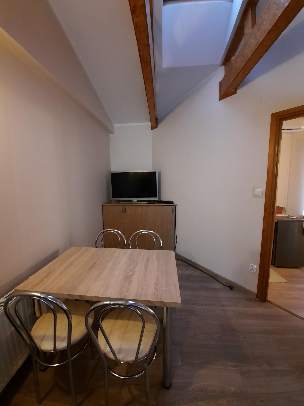 Studio 3 - pokój dzienny