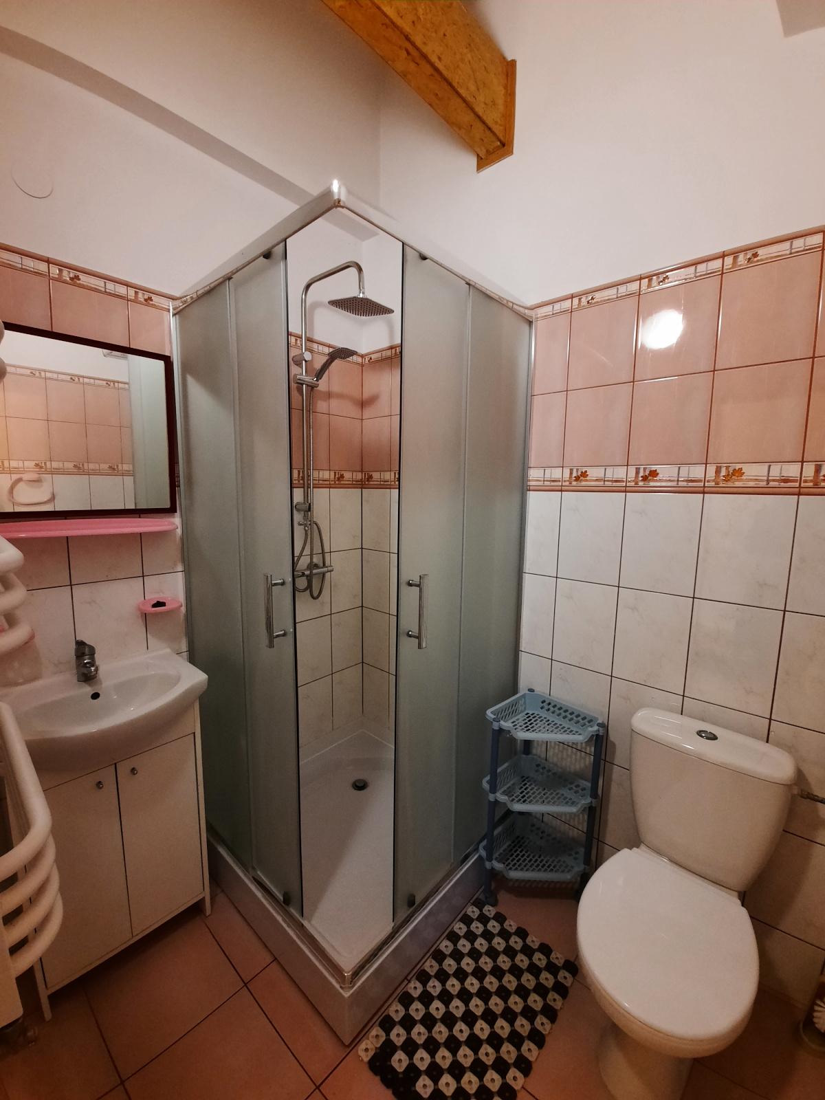 Studio 3 - łazienka