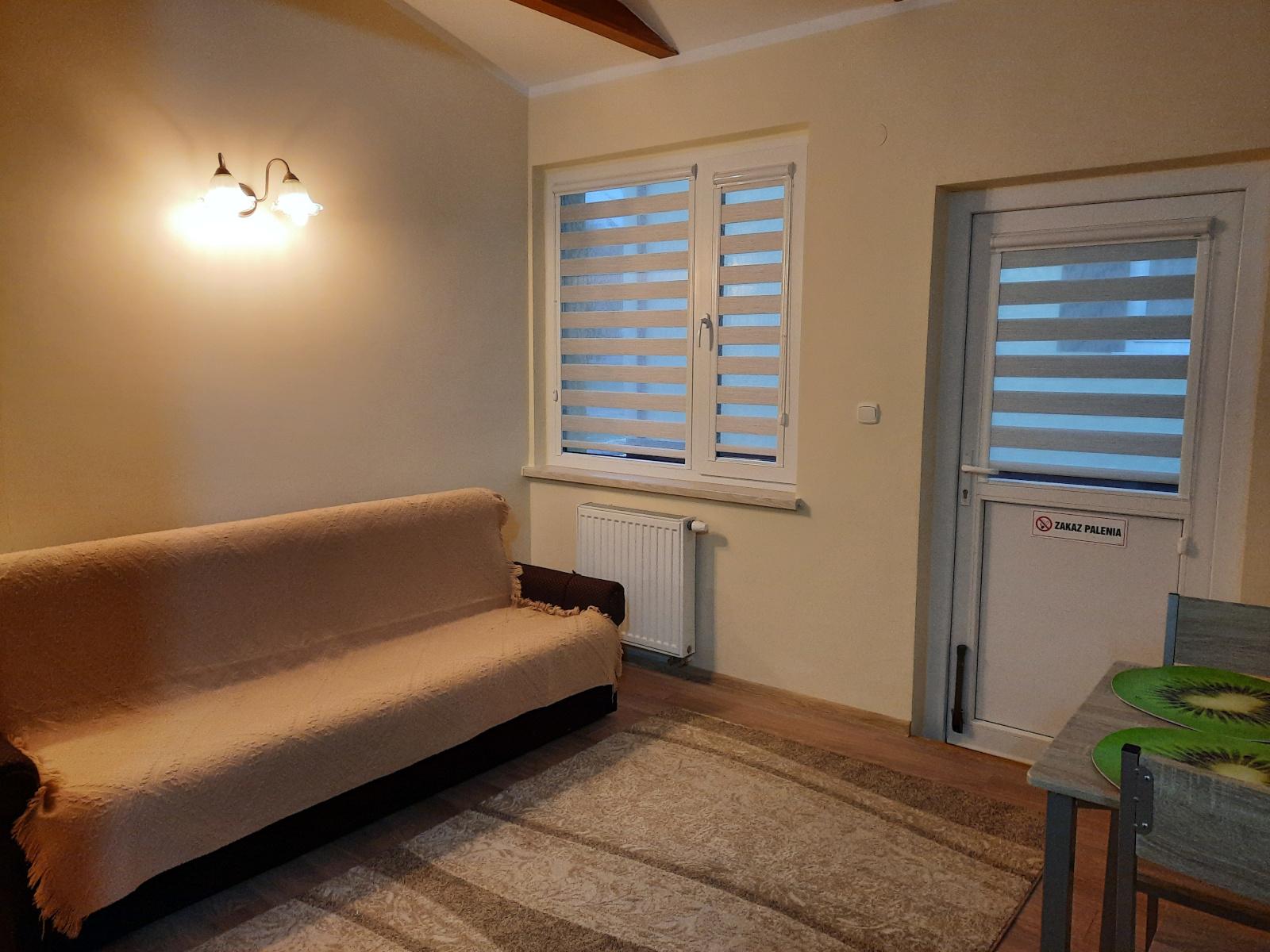 Studio 5 - pokój dzienny