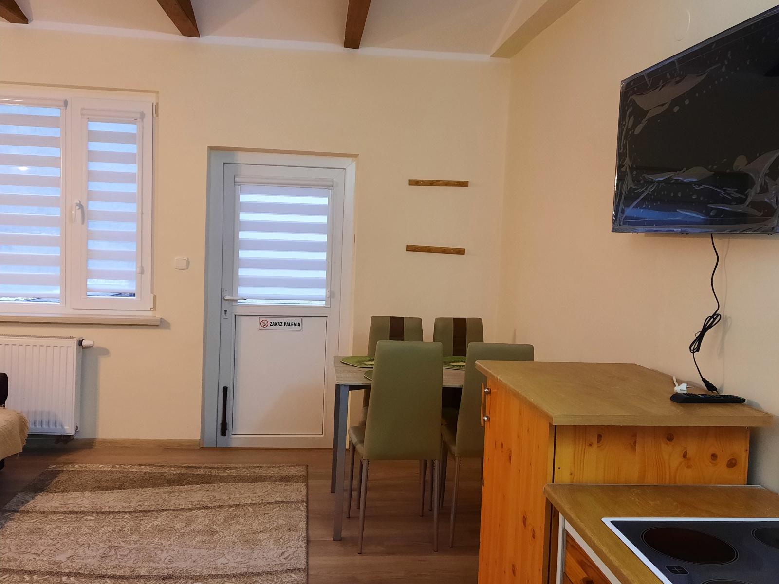Studio 6 - pokój dzienny
