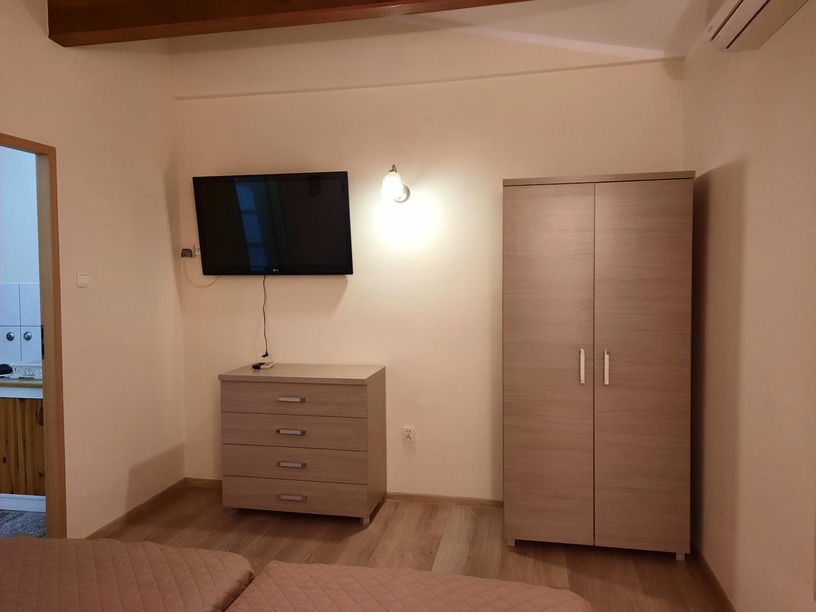 Studio 6 - sypialnia