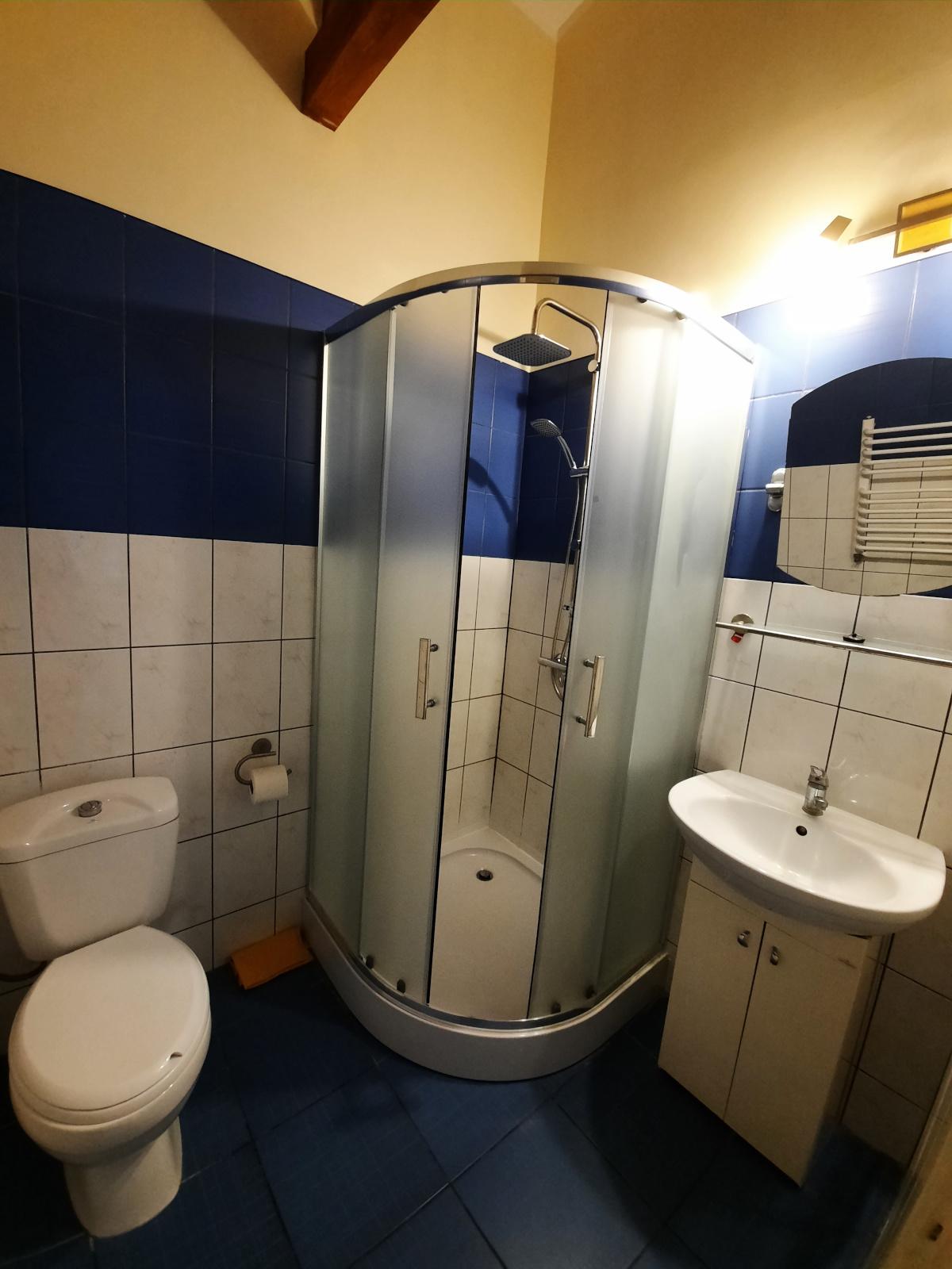 Studio 6 - łazienka