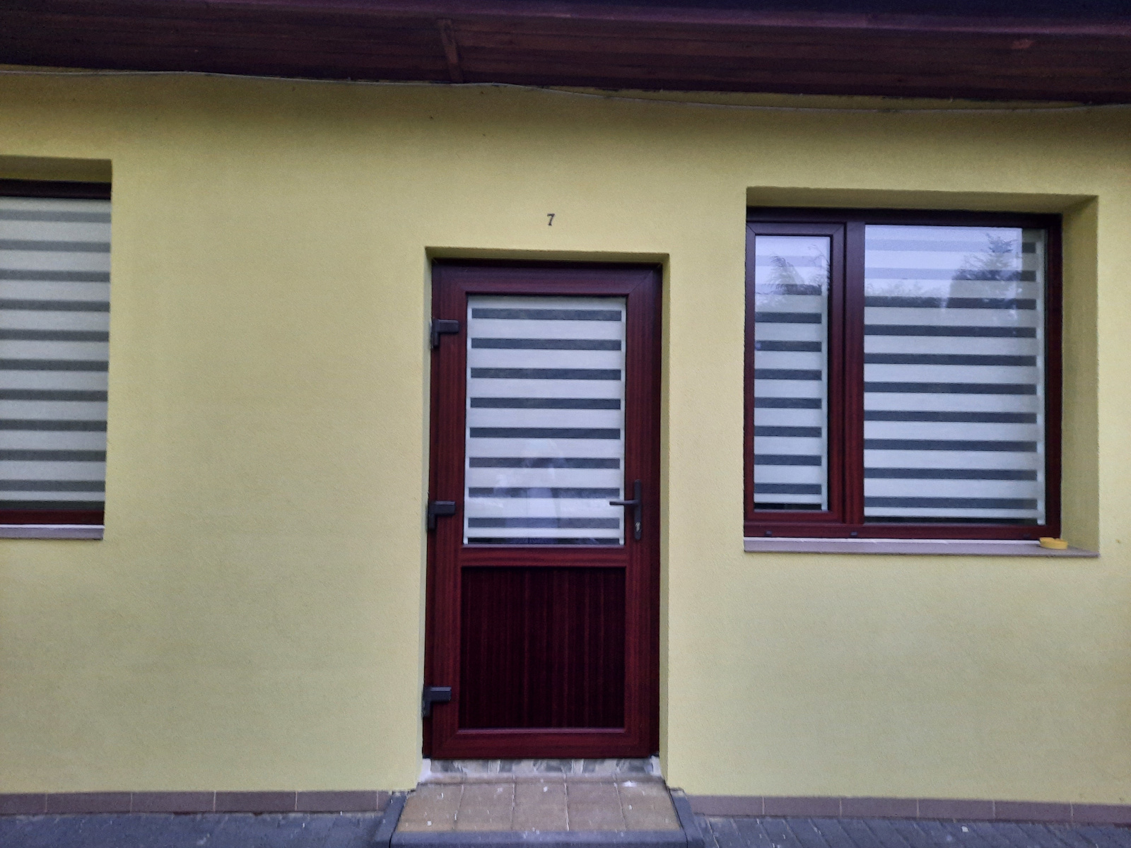 Studio 7 - wejście